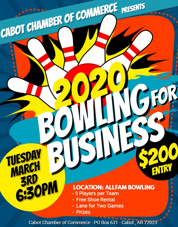 2020 bowling for business