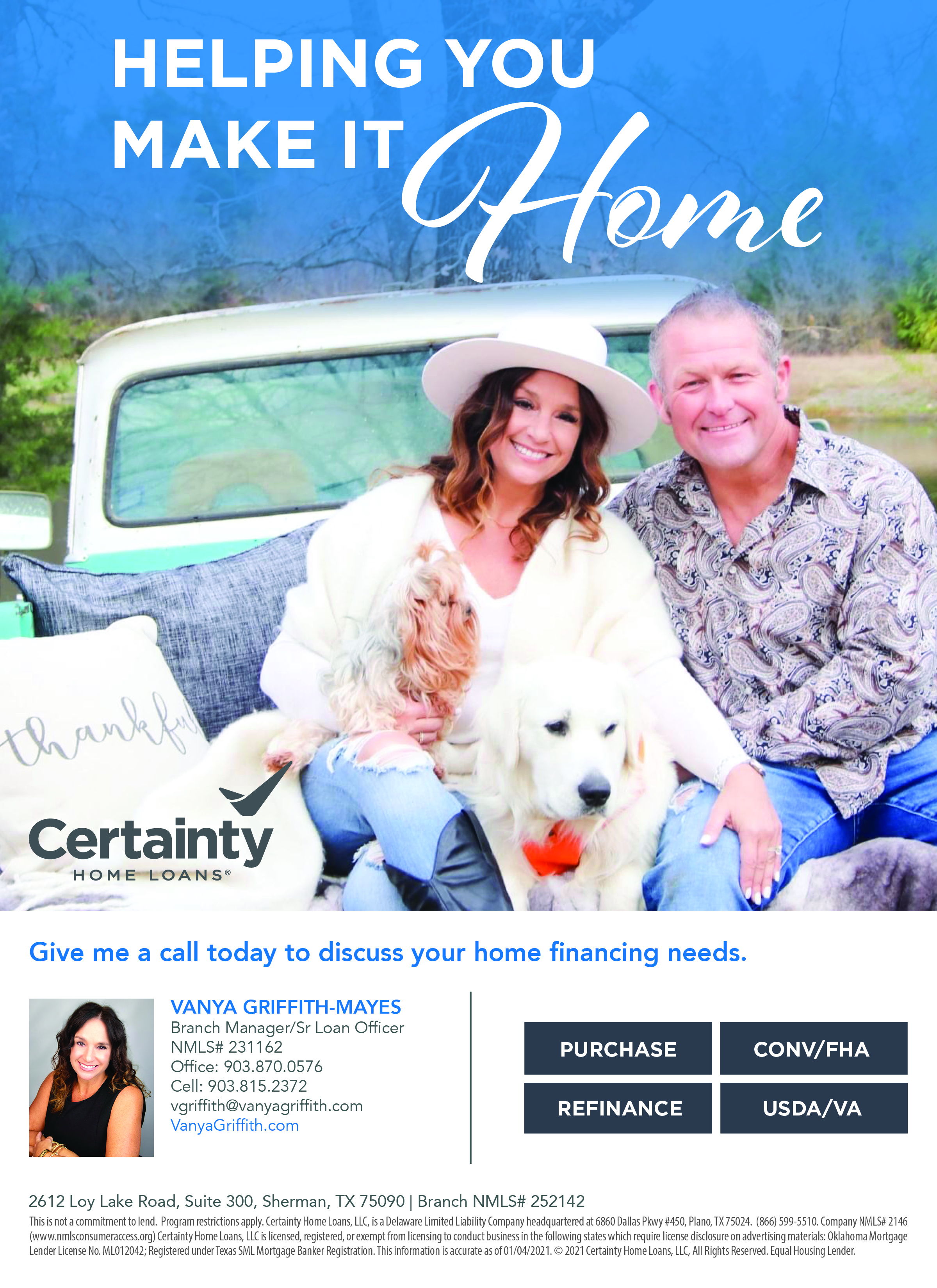 Certainty Home Loans