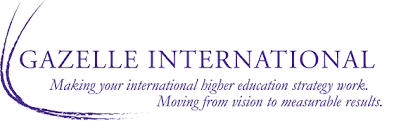 Nancy L. Ruther, Ed.D., founded Gazelle International in 2016 to help innovative university leaders make their internationalization strategies work. We connect faculty and students across countries.  We harness technology to bend the cost curve of expanding access to world-class global learning. With laser-focus on high standards, Gazelle works with leadership to translate strategy into measurable results and sustain them with solid business models.