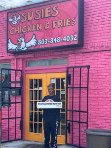 Susie's Chicken & Fries
