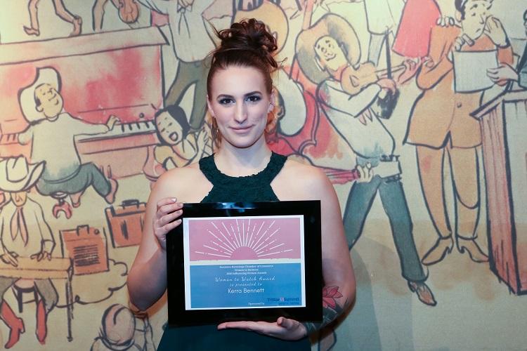 2020 Woman to Watch Award Winner is Kerra Bennett