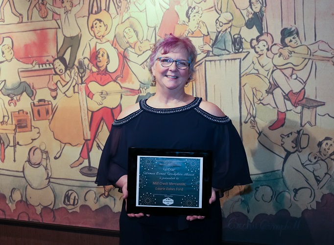 2020 Woman-Owned Workplace Award Winner is Mill Creek Mercantile