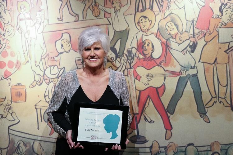 2020 Lifetime Legacy Award Winner is Lucy Foutch
