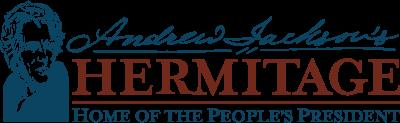 Andrew Jackson's The Hermitage logo