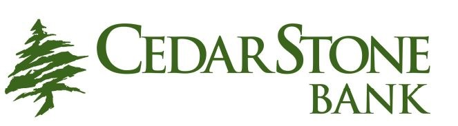 CedarStone Bank logo