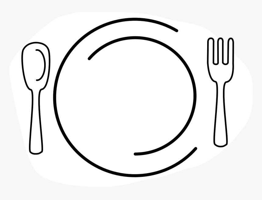 foodplatebw