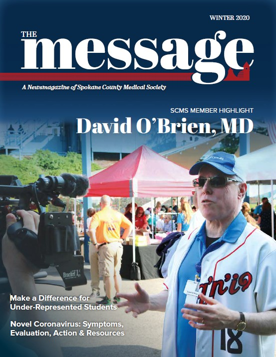 the message cover image