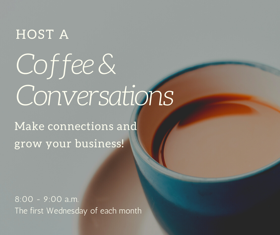 Host a Coffee & Conversations