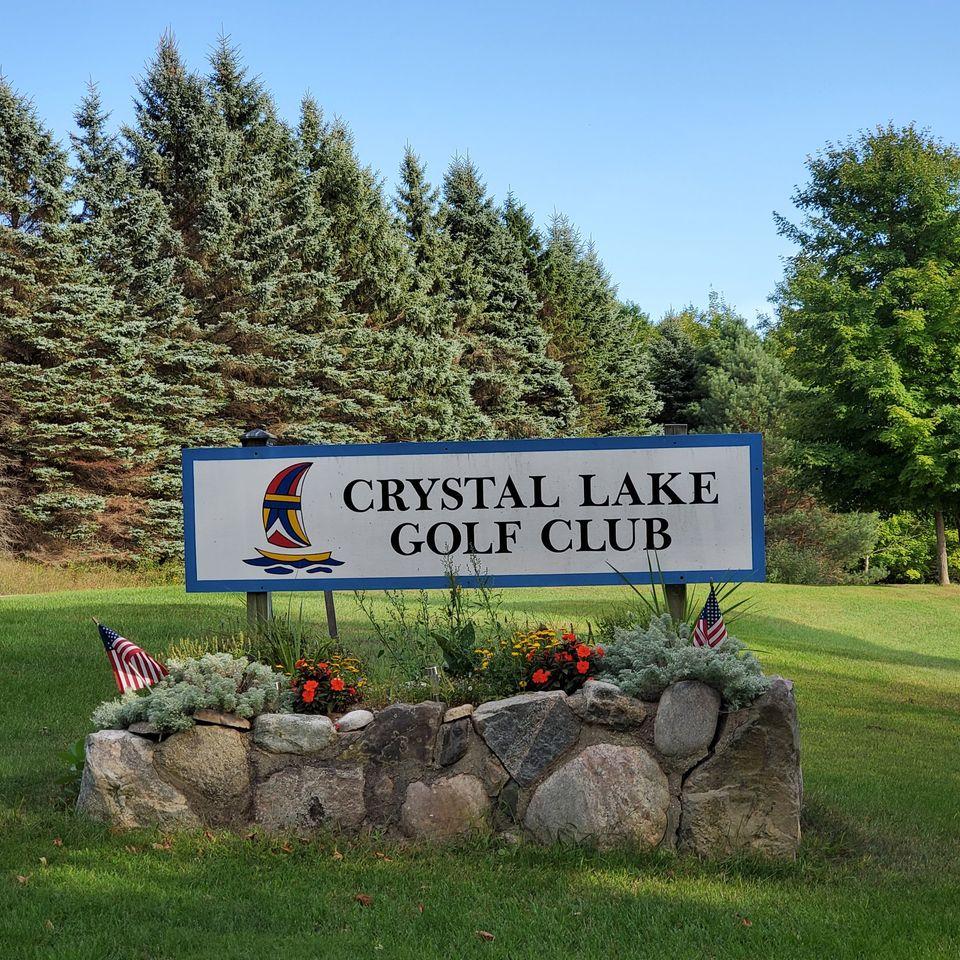 CrystalLakeGolfSign