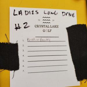 LadiesLongestDrive