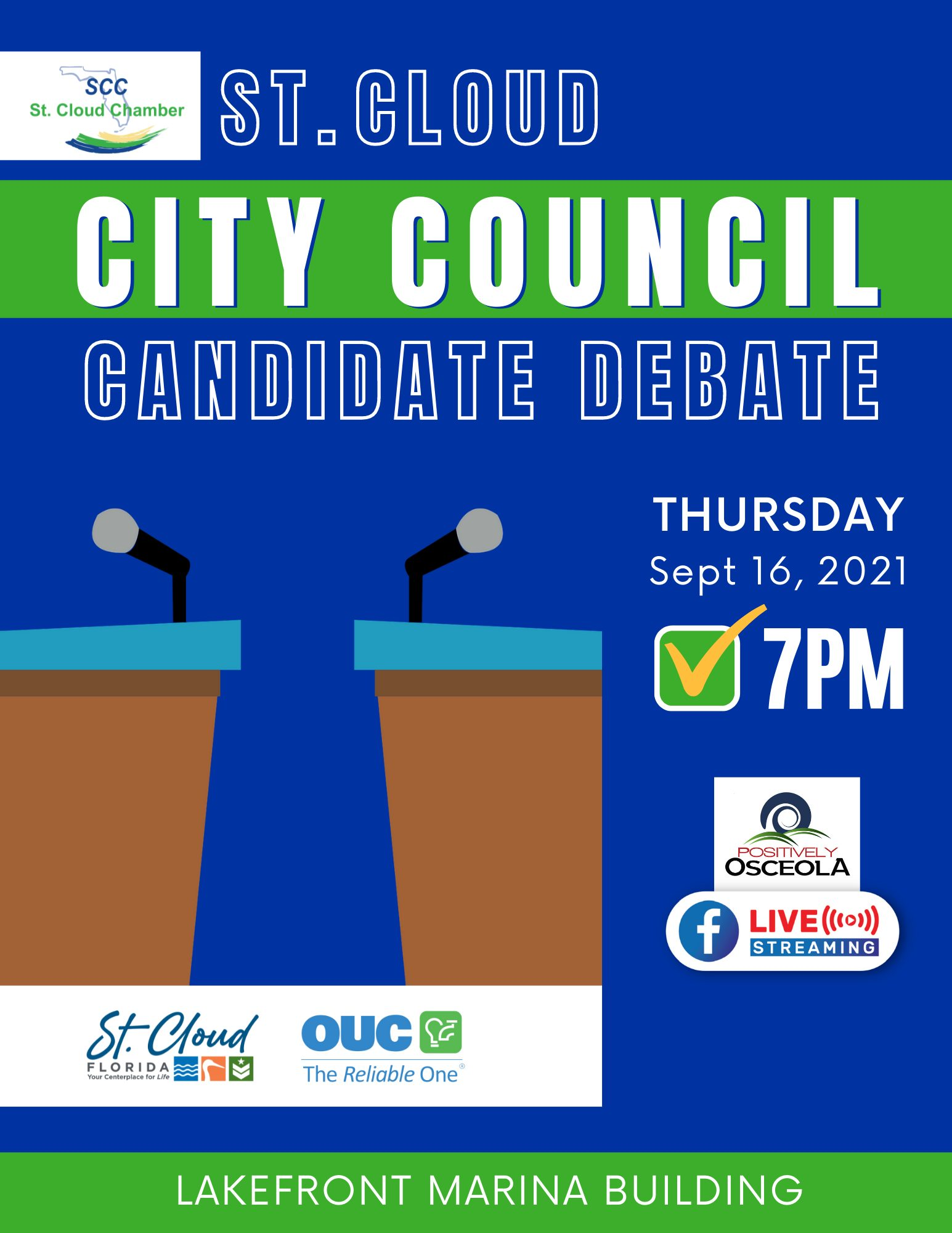 City Council Candidate Debate (1)