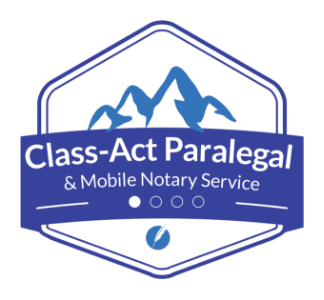 Class Act Paralegal