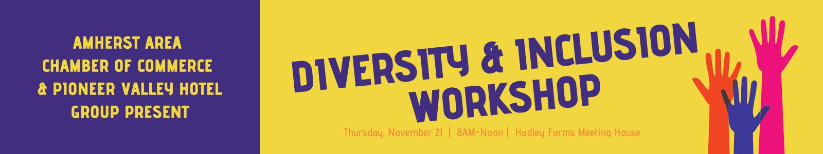 Diversity Inclusion Workshop