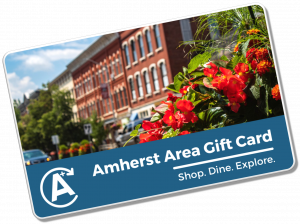 Amherst Area Gift Card