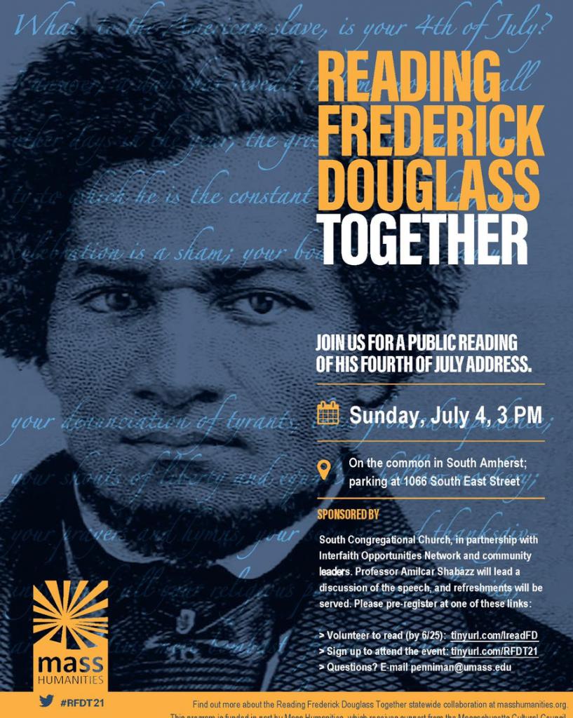 Fredrick Douglas