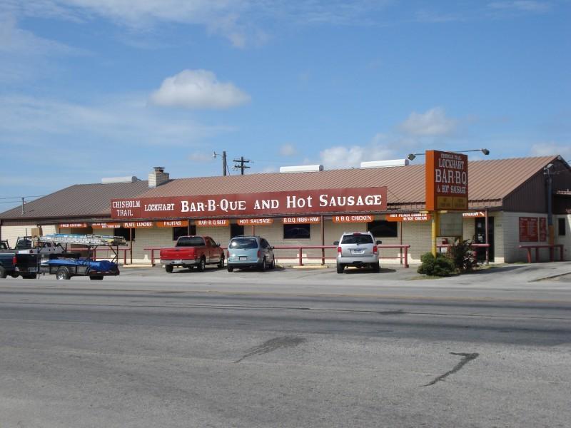 Lockhart Bar-B-Que and Hot Sausage