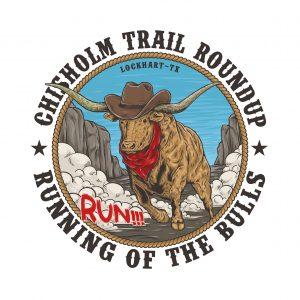 Running of the Bulls Logo