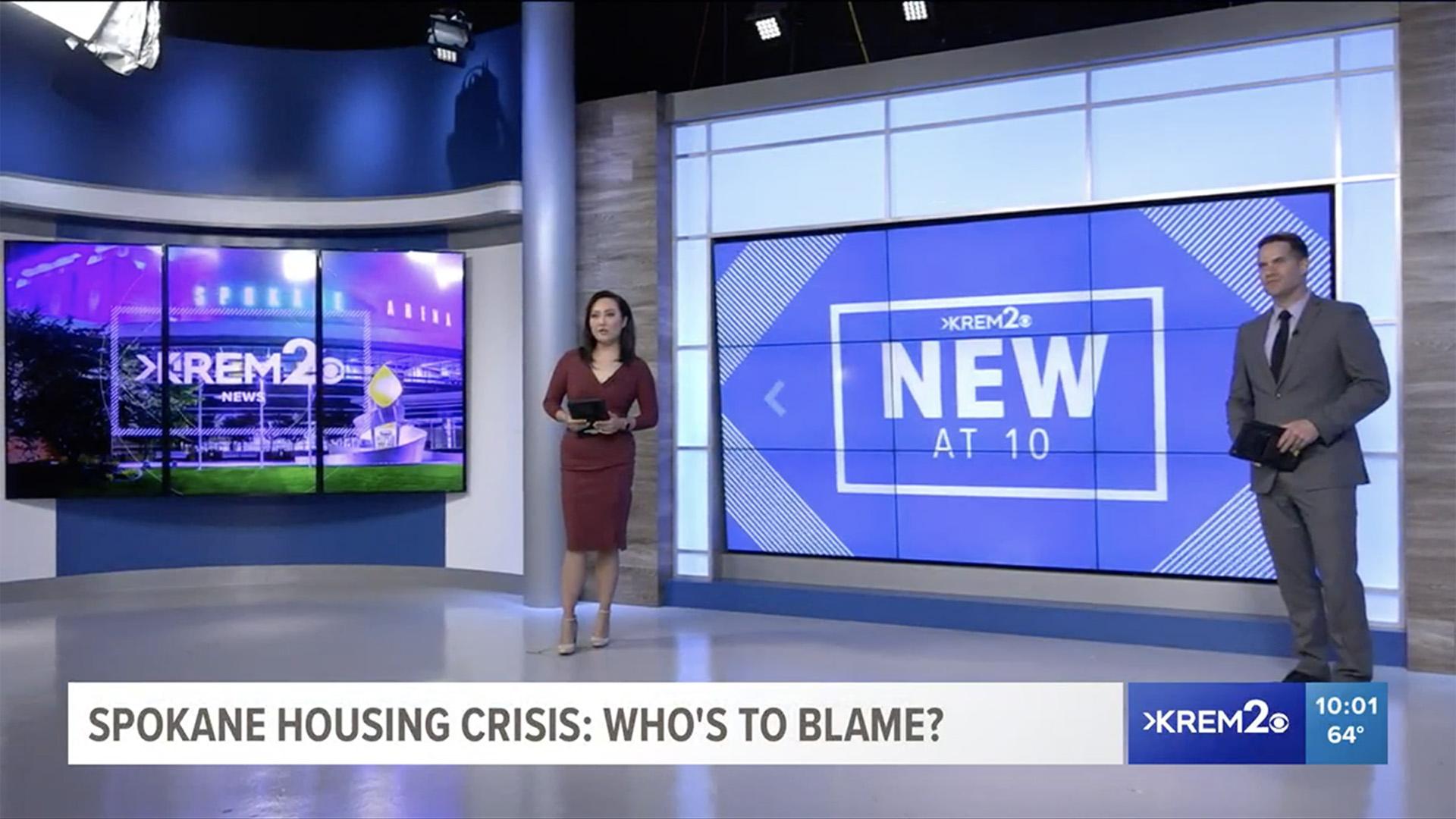 housing crisis news -full