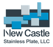 New Castle Stainless Plate