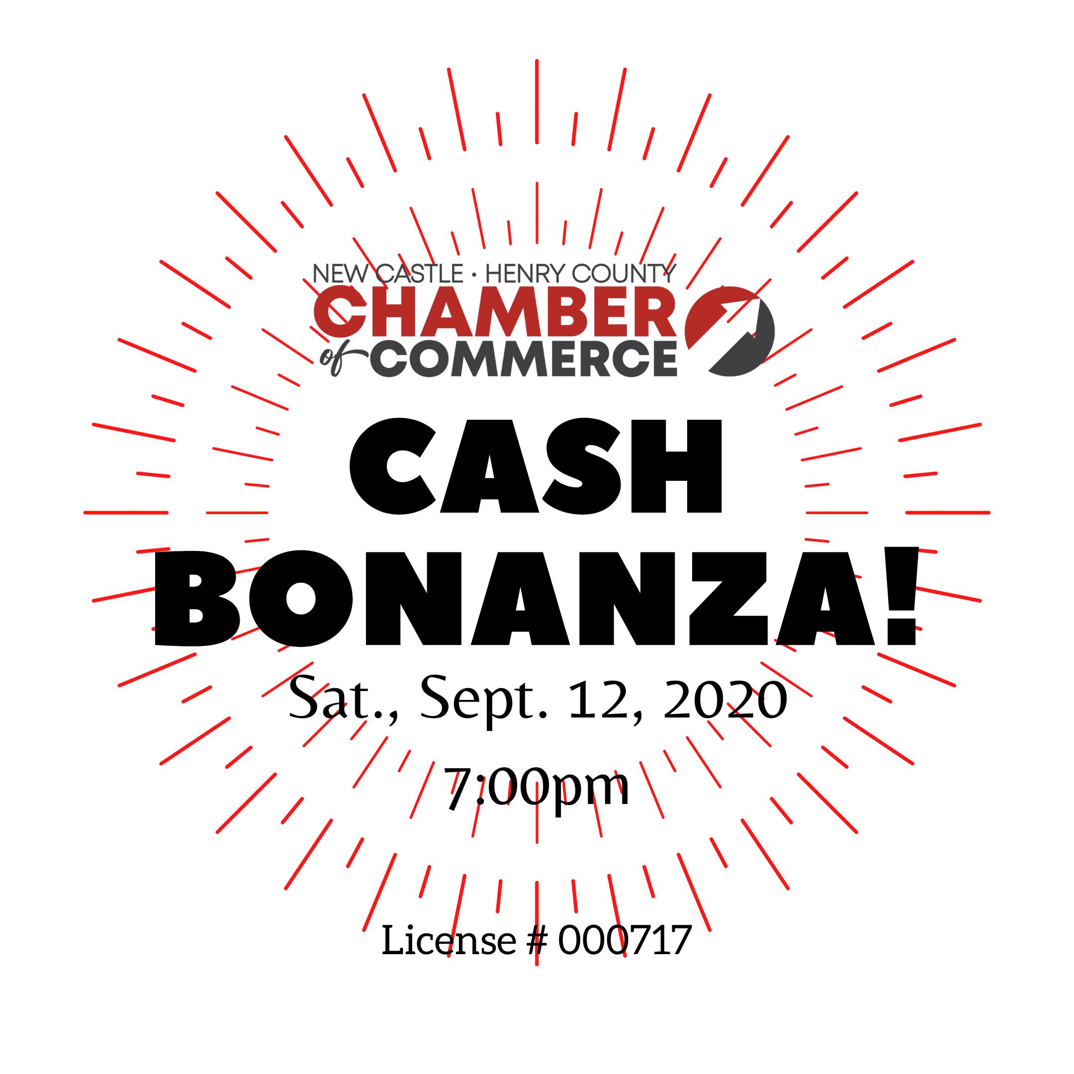 Cash Bonanza 2020