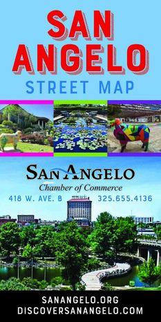 2020 SA Map cover