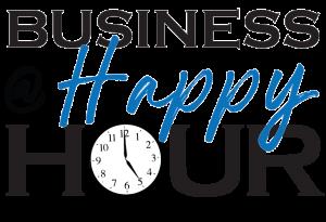 Business @ Happy Hour Logo - Transparent