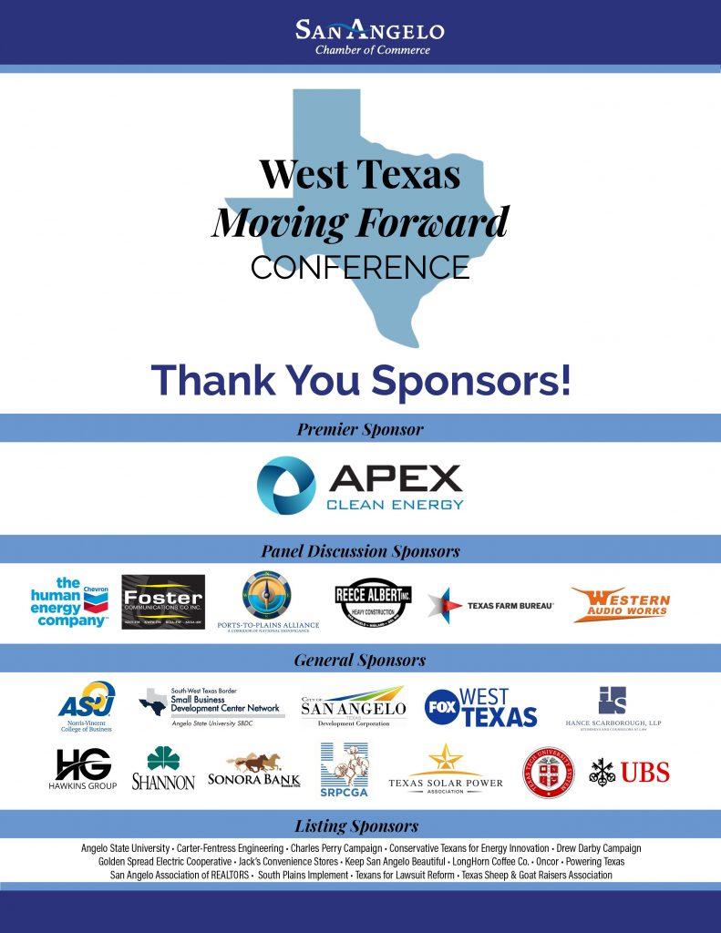 WTMF Sponsors Flyer