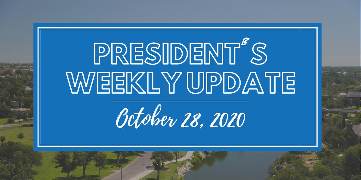 President's Weekly Update(14)
