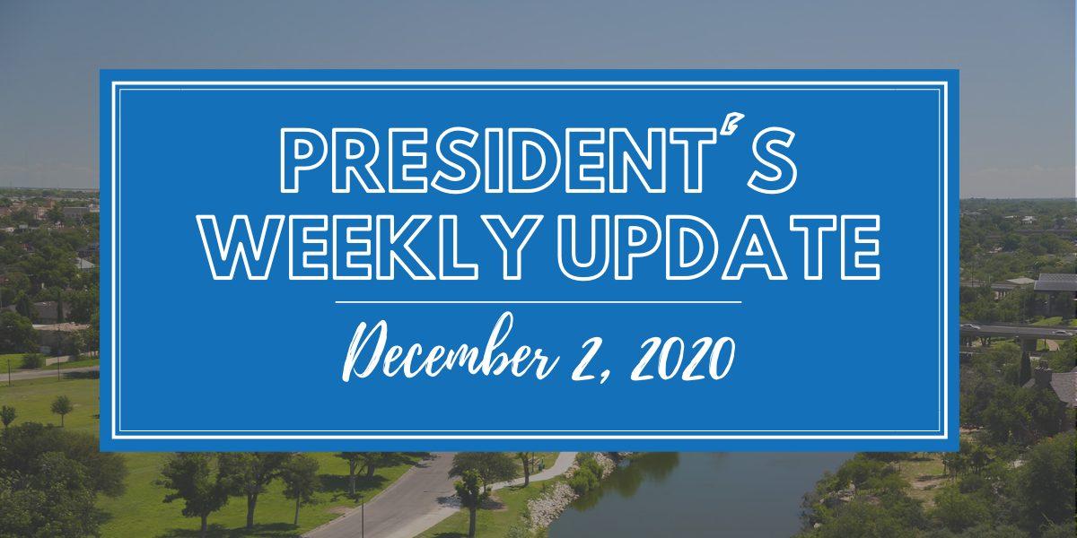 President's Weekly Update(15)