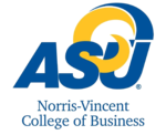 ASU_Norris_Vincent_College_of_Business_-_Transparent_150x