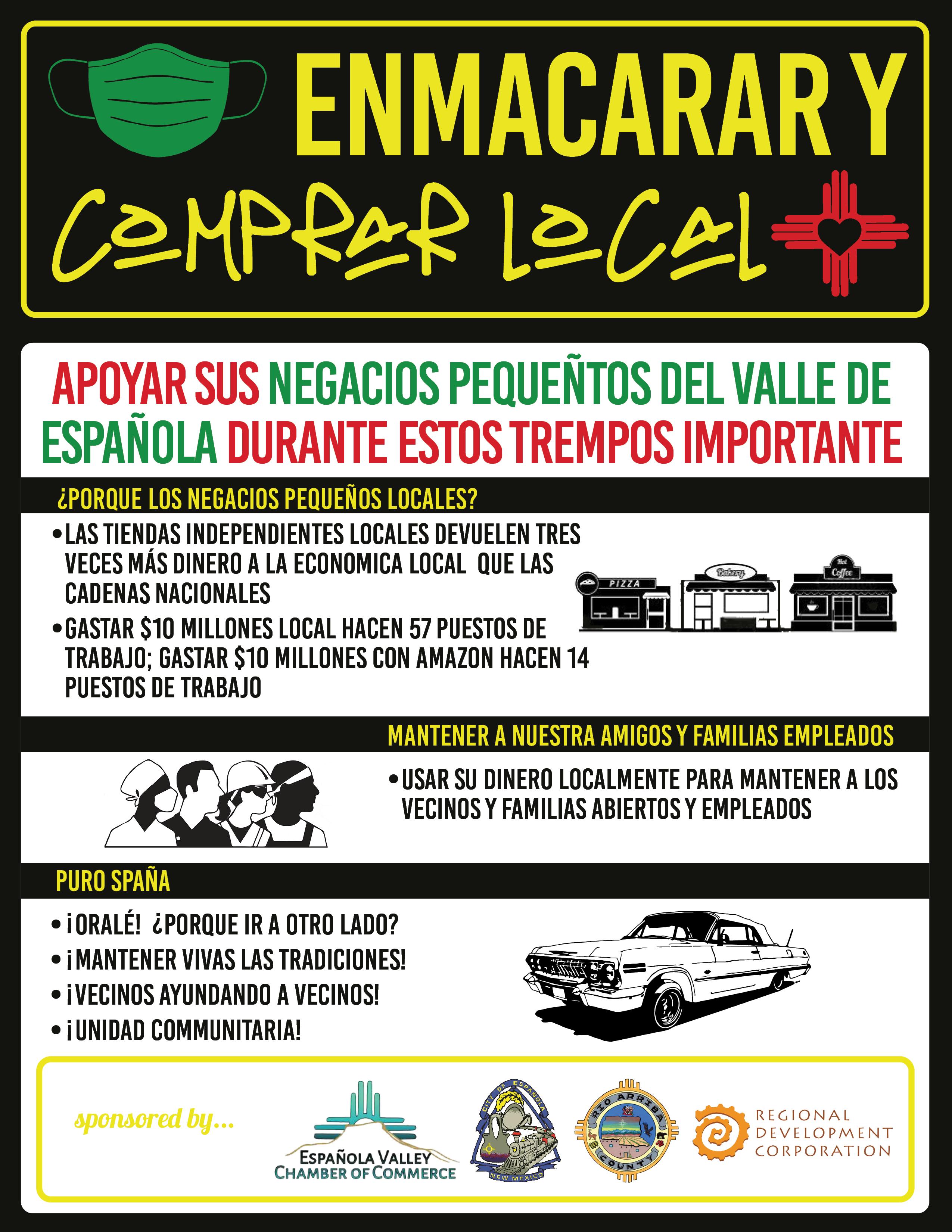 Buy Local Handout_Spanish