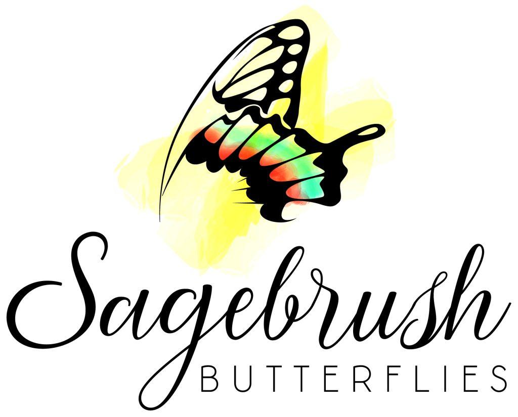 sagebrush butterfly logo