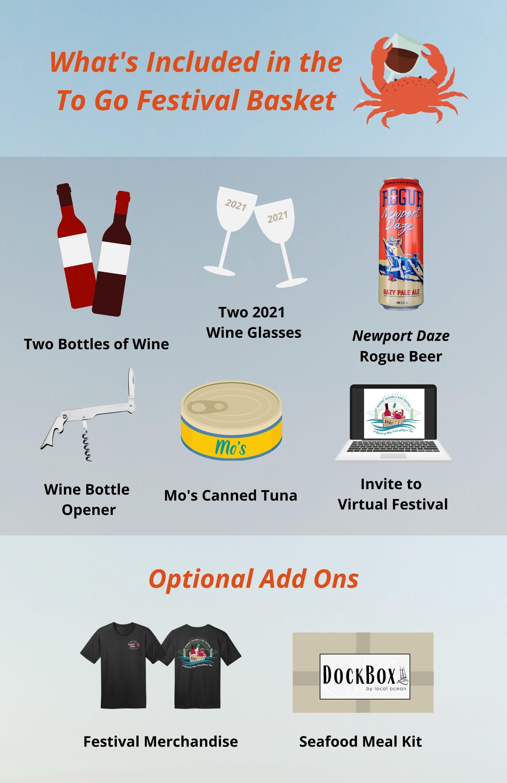 2021 Newport Seafood & Wine Festival