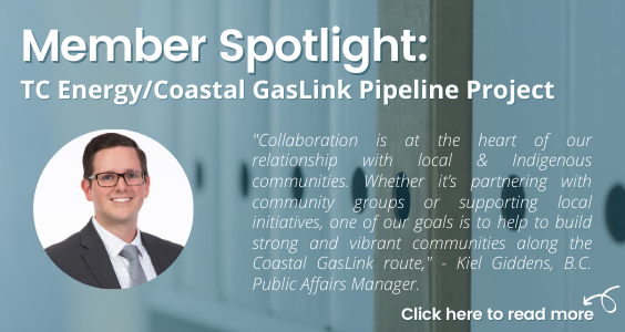 TC Energy/Coastal GasLink graphic