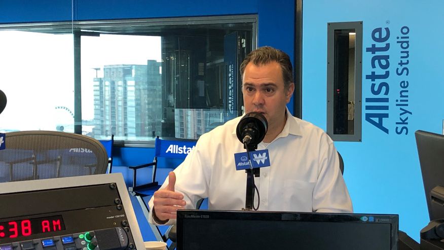 SBAC President Elliot Richardson on WGN Radio