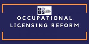 Occupational Licensing Reform
