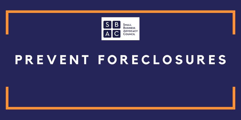prevent foreclosures 2020