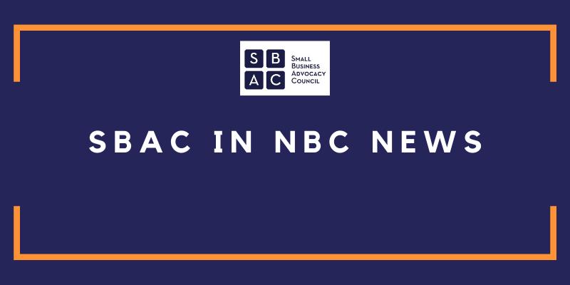 SBAC in NBC News COVID Relief