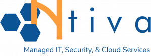 Ntiva Color Logo Security Tagline