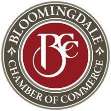 Bloomingdale Chamber logo