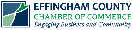 Effingham County chamber Logo