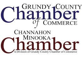 Grundy County | Channahon Minooka Chamber logo