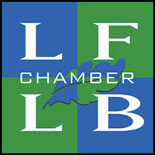 Lake Forest Lake Bluff Chamber logo