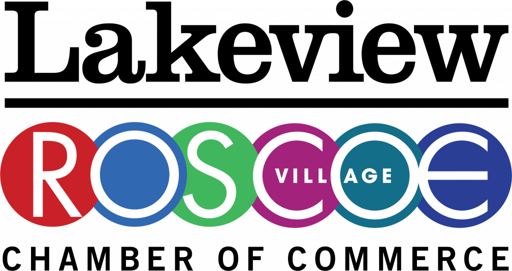 Lakeview Rocoe Villiage Chamber Logo