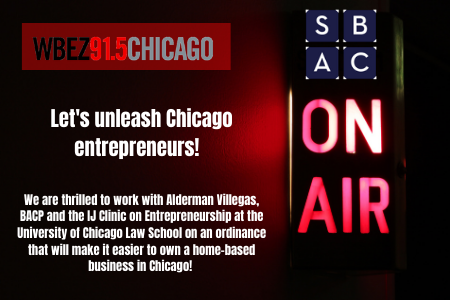 on air wbez