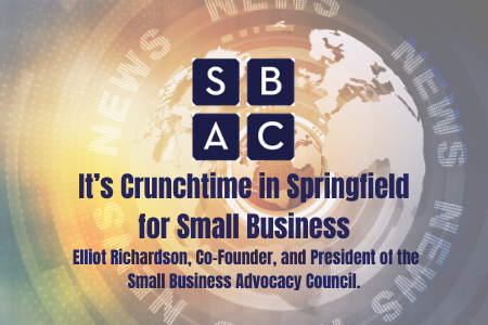 It's Crunchtime in Springfield for Small Business Herald Business Ledger