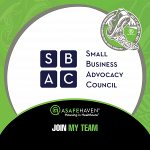 Join my SBAC team