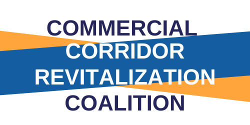 Commercial Corridor RevitAlization Coalition logo