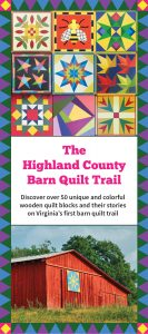 2020 Barn Quilt Trail Brochure 1 FINAL Cover