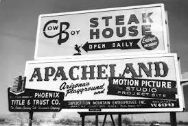 Apacheland Movie Ranch